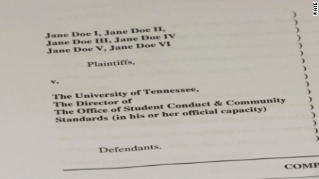 Peyton Manning mentioned in Title IX lawsuit against University of Tennessee