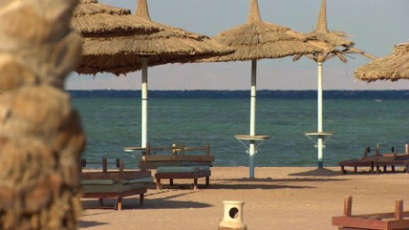 Plane crash still hurting tourism in Egypt