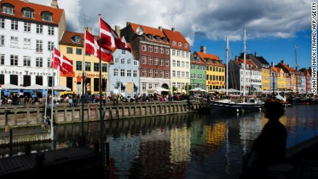 A seafaring Nordic nation