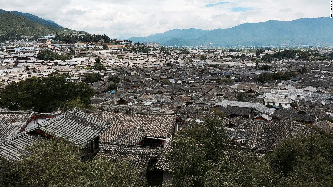 Unusually for an ancient Chinese town, Lijiang isn't surrounded by a city wall. The charming destination dates back 1,000 years and was inscribed by UNESCO as a World Heritage Cultural Site in 1997.