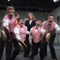 snl barbershop quartet - RESTRICTED