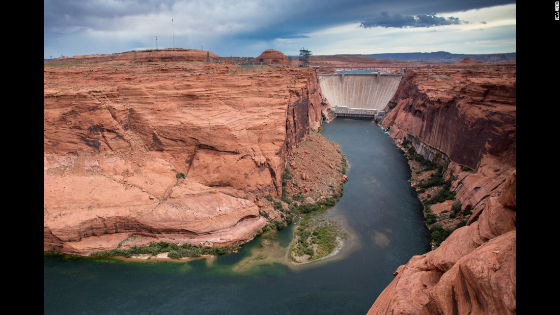 Glen Canyon Dam in northern Arizona is at the epicenter of a debate between conservationists and water managers.