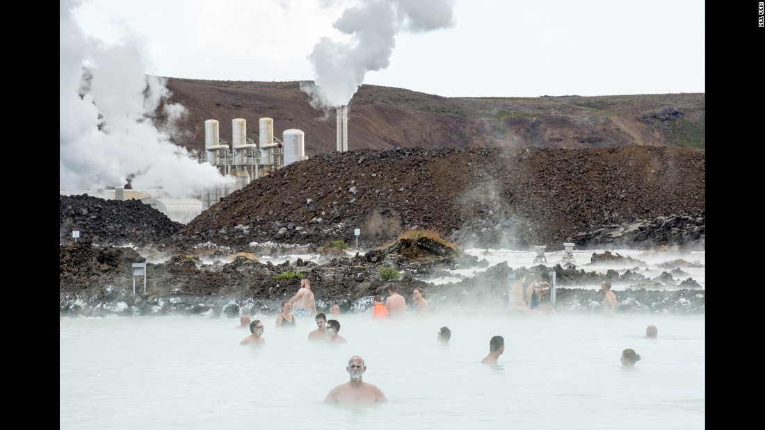 Reykjavik's Blue Lagoon geothermal pools are a happy accident. Builders of a nearby geothermal plant thought the excess water would soak back down into the rock. It didn't, and a national tourist attraction was born.