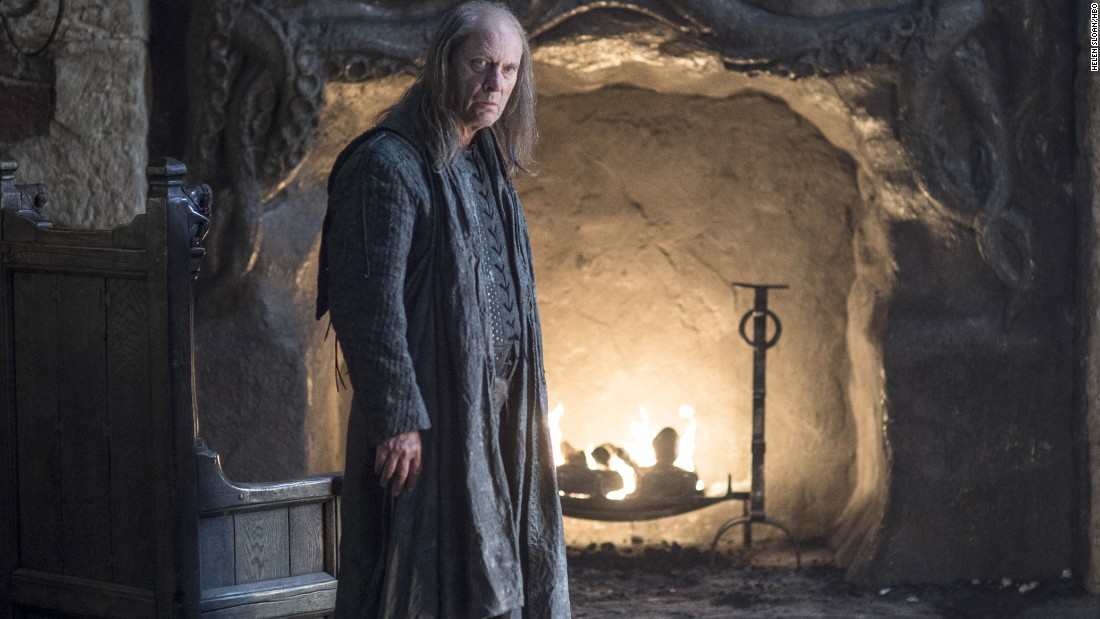The resurfacing of Balon Greyjoy (Patrick Malahide) gives hope to fans of the seafaring Iron Islands family that their story will be explored in season 6.