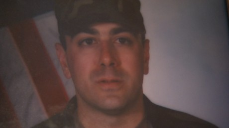 Nicholas D'Amico was an Army veteran suffering from PTSD.