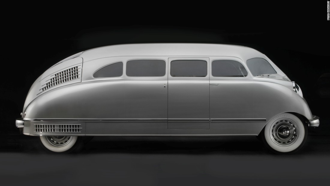 The Scarab is described as the precursor to the modern day minivan.