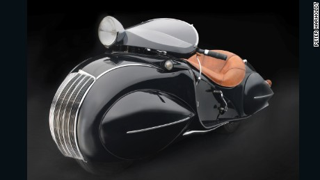 Sculpted in Steel: An artful construction of cars and motorcycles