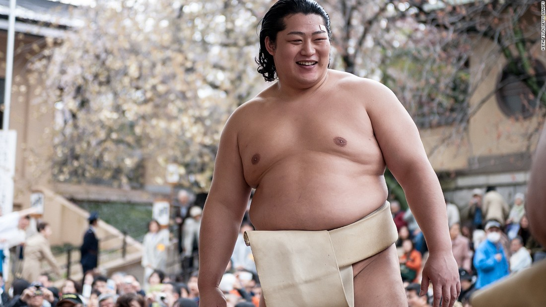 "Though sumo wrestlers are big, and can look scary, they're ""softies,"" says Mark Buckton, editor of<a href=""http://www.sumofanmag.com/"" target=""_blank""> Sumo Fan Magazine</a> and the sumo columnist for Japan Times. They're almost always open to having a photo taken, he says."