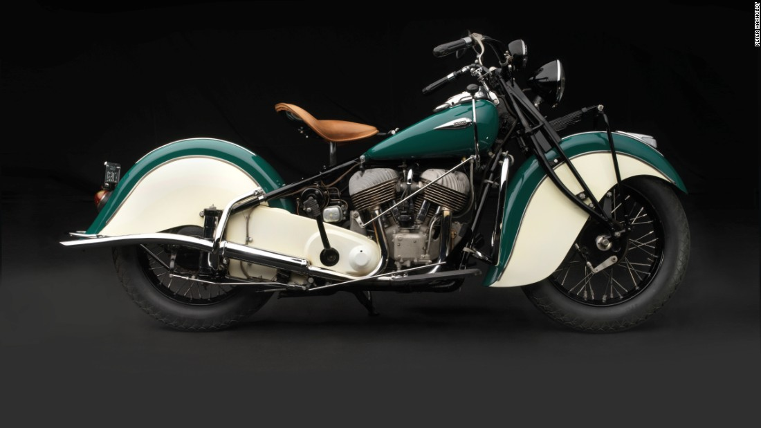 For car and motorcycle construction, the Art Deco movement introduced elegant curves and shiny metal bodies.