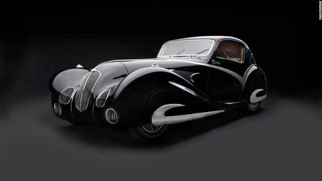 The Museum of Fine Arts in Houston will host an exhibition of automobiles that are so beautifully sculpted, they can best described as works of art.