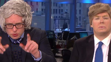 cnn newsroom bernie sanders donald trump impersonators newsroom brooke baldwin_00004123
