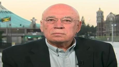 cnnee panorama papa entrevista ruben aguilar_00035111