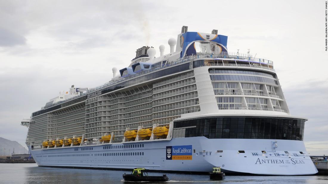 Anthem Of The Seas Passenger Files Lawsuit Against Royal