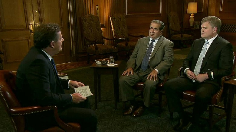 scalia on death penalty torture piers intv_00022630