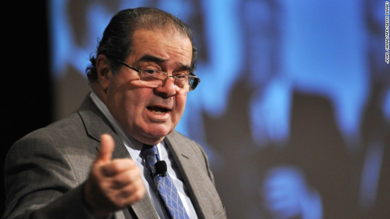 Conspiracy theories in Scalia's death