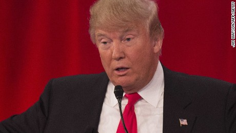 Voters ask Donald Trump to 'cut out profanity'