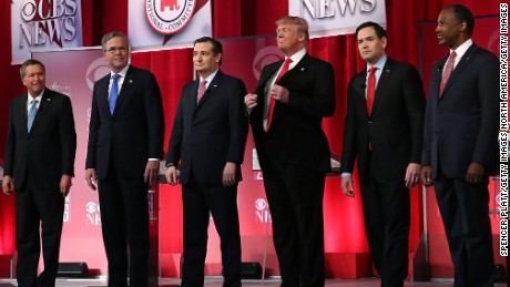 GOP primary is like a used car dealership for voters
