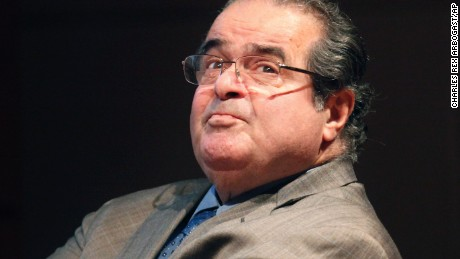 How Scalia played with fire