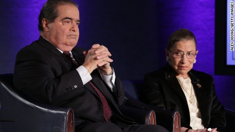 The Supreme Court's odd couple