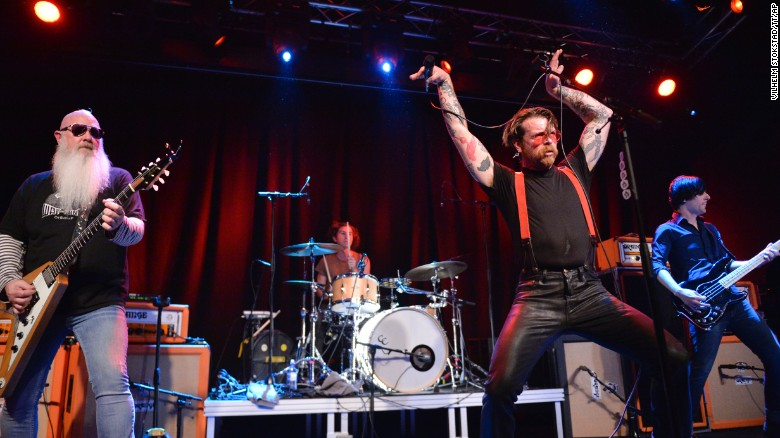 Eagles of Death Metal: Fans tried to save each other