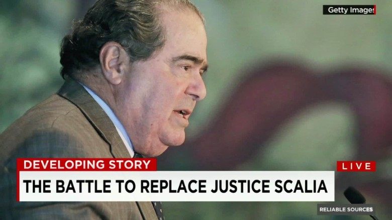 Reactions to Scalia show rising political polarization
