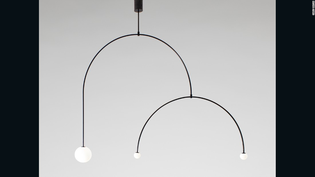 """Design, at the end of the day is about communication"" says minimalist designer Michael Anastassiades."