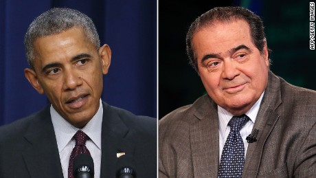 Inside Obama's process for replacing Antonin Scalia