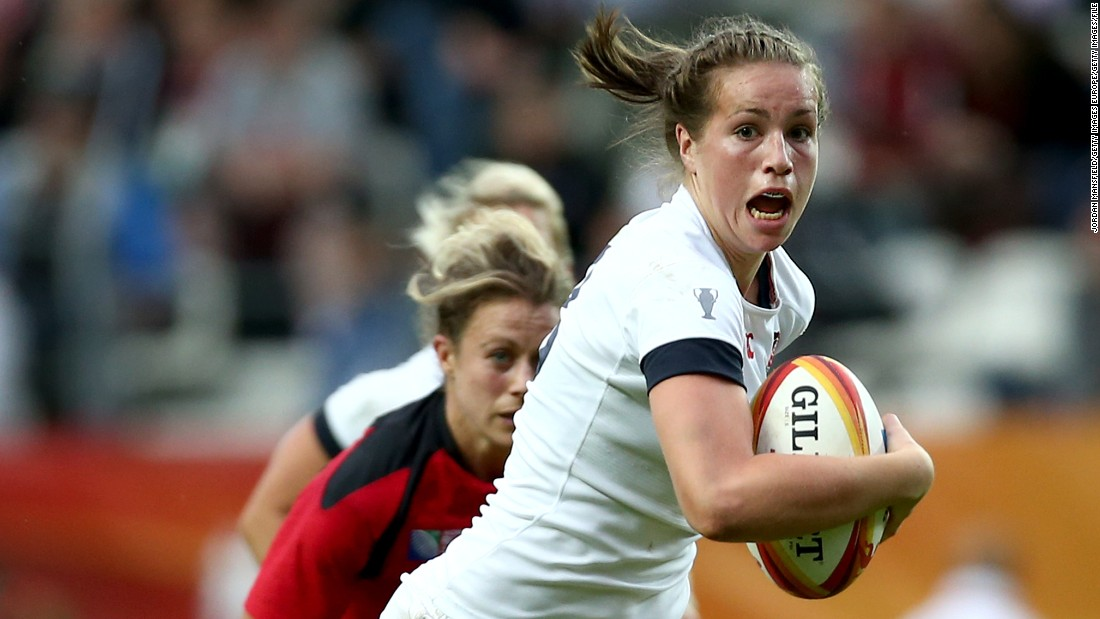 "CNN asked England captain <a href=""http://edition.cnn.com/2016/02/18/sport/emily-scarratt-rugby-england-olympics/index.html"" target=""_blank"">Emily Scarratt </a> for the lowdown on some of the standout stars in the Women's Sevens World Series."