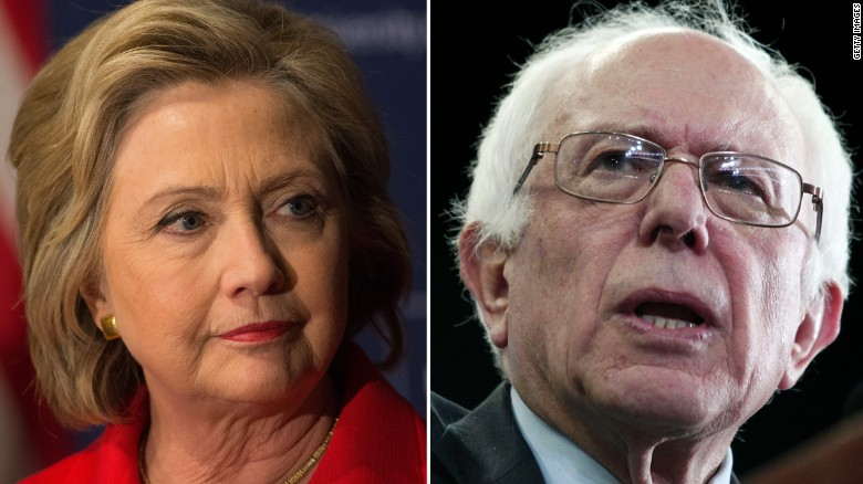 Sanders, Clinton battle for African-American vote