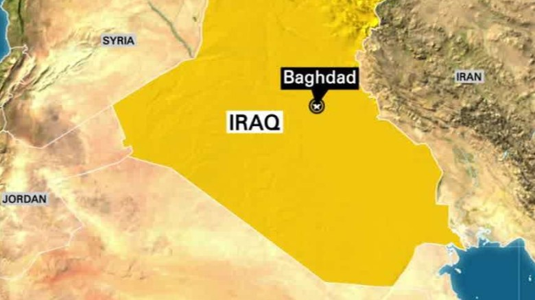 Officials: 3 Americans kidnapped in Iraq freed