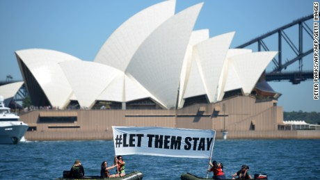 How Australia turned its back on the world's refugee crisis