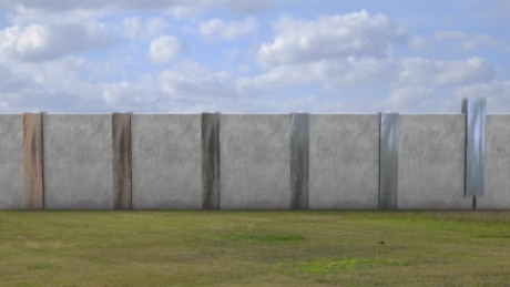 What it would take to build Trump's border wall