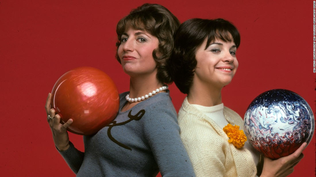 "The knockabout ""Laverne & Shirley"" was a broader style of comedy than the MTM-produced shows on Burrows' resume. The director helmed eight episodes of the popular 1970s series."