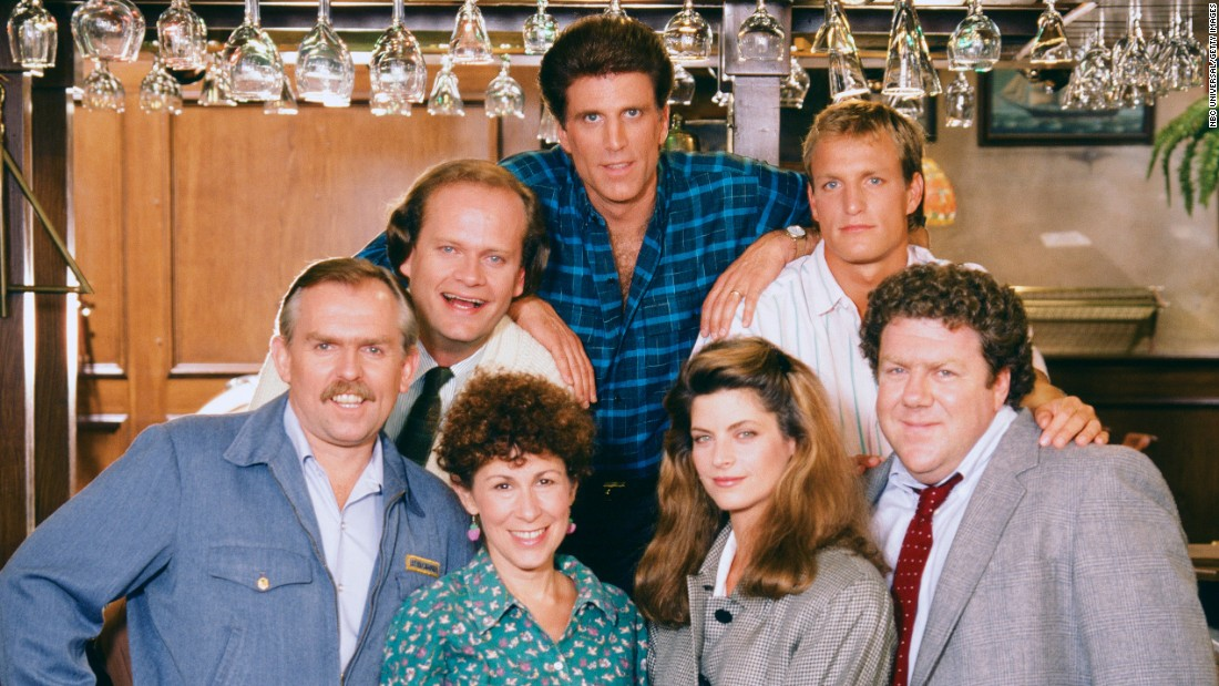 "Burrows was one of the producers of the long-running ""Cheers,"" about the regulars at a Boston bar. The series ended up with 271 episodes in its 11 seasons; Burrows did 237 of them."