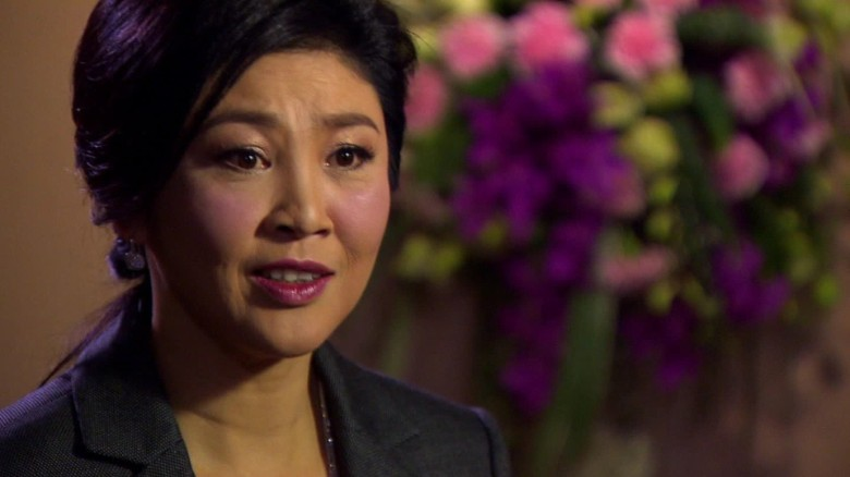 Thailand: Former PM Yingluck seeks asylum in UK