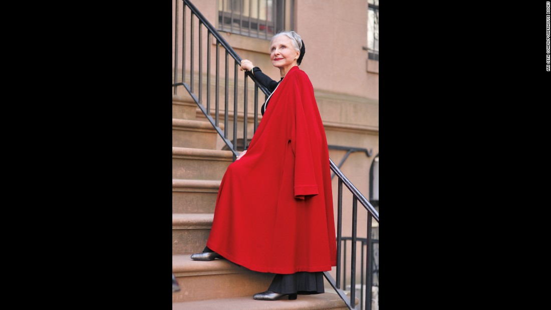 "<strong>Joyce Carpati, 83:</strong> ""Most women as they age lament the loss of their youth and beauty. I never wanted to look young. I only wanted to look as lovely as I could at any age. Now at 83, my feelings have only become stronger."""