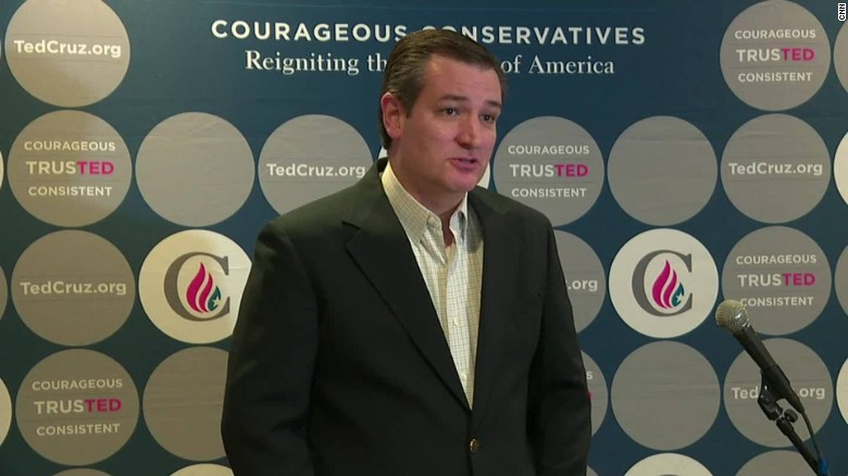 Ted Cruz tells Donald Trump to 'file the lawsuit'