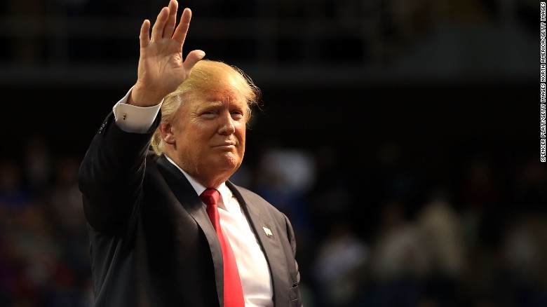 Poll: Trump on top, Cruz and Rubio trail