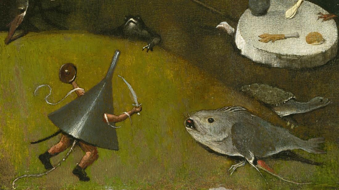 Hieronymus Bosch fantasies reunited in hometown show - CNN.com