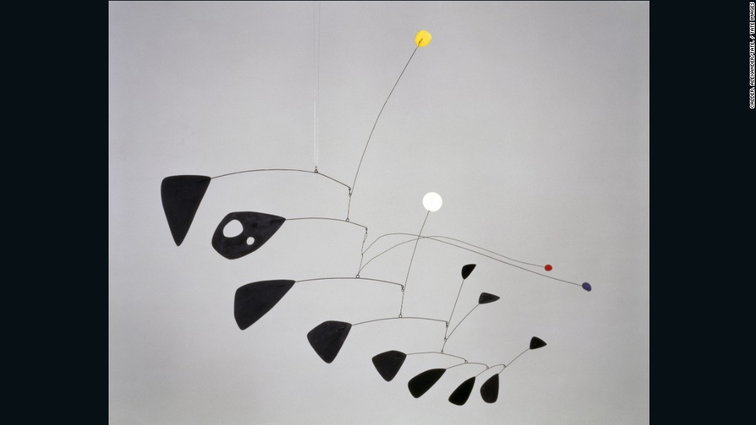 "Calder is currently the subject of two exhibitions in London. <a href=""http://www.tate.org.uk/whats-on/tate-modern/exhibition/alexander-calder-performing-sculpture"" target=""_blank""><em>Alexander Calder: Performing Sculpture</a></em> at the Tate Modern, a thorough retrospective, was met with critical acclaim when it opened in November 2015."