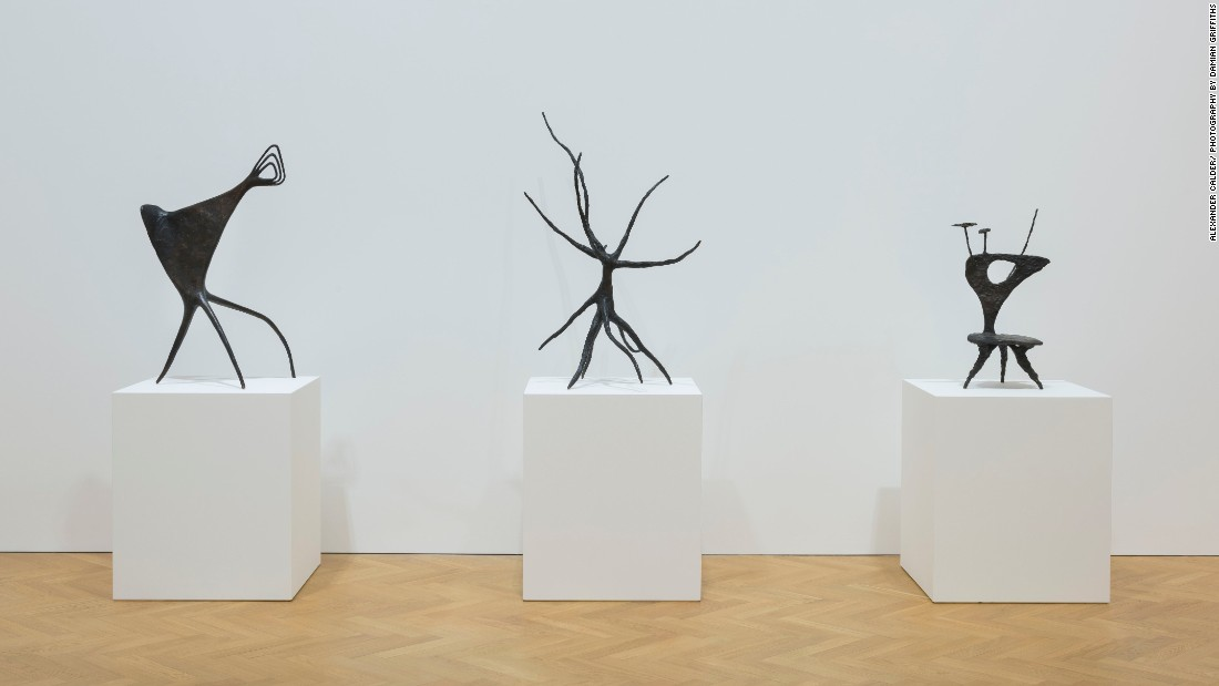 At Pace London, <em>The Calder Prize: 2005-2015</em>, brings together the works of artists who won the biannual prize, awarded by the Calder Foundation, along with pieces by Calder himself.