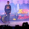 red bull car launch 2016