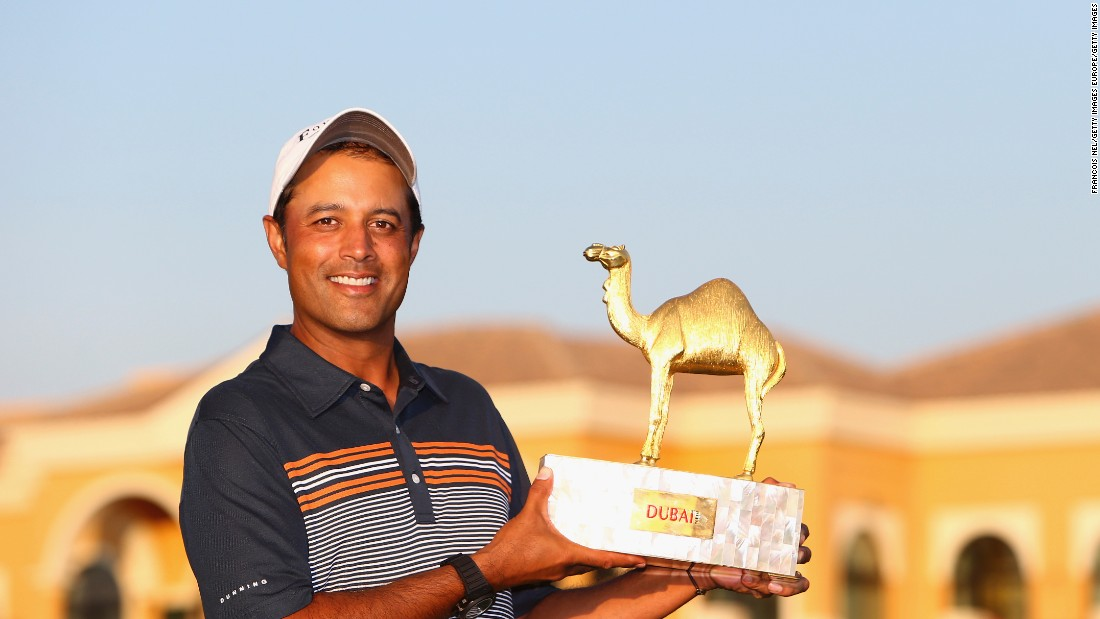 Arjun Atwal -- who became the first Indian to win a PGA tournament in 2010 -- was also instrumental in providing guidance on the tour to Lahiri.