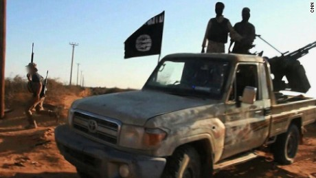 ISIS begins to infiltrate Libya