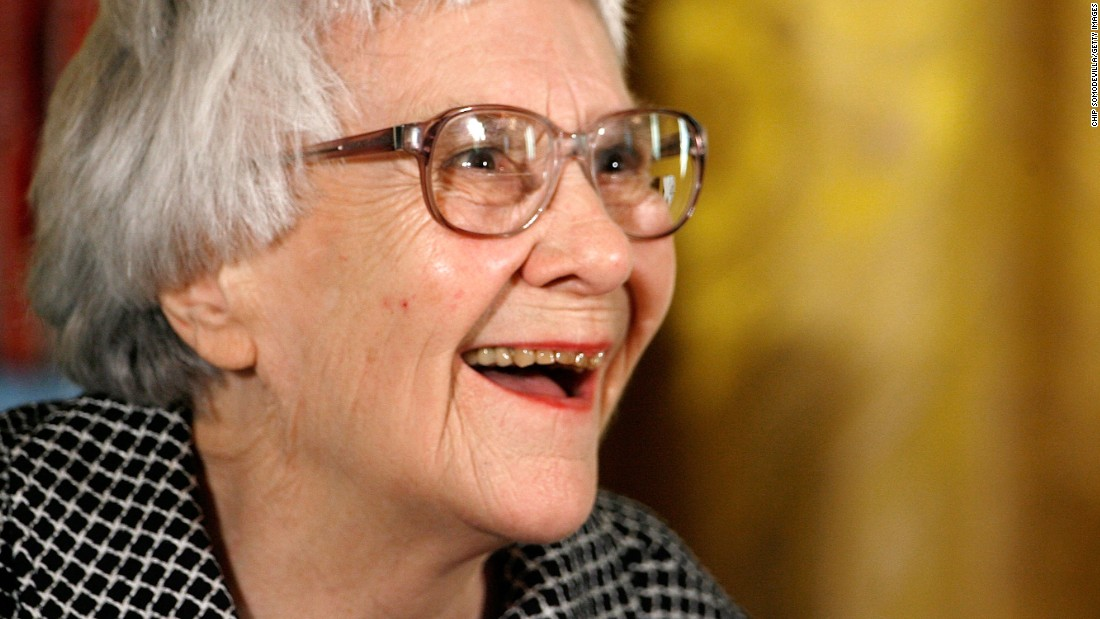 "The name Harper first cracked the top 10 in 2015, perhaps inspired by ""To Kill A Mockingbird"" author Harper Lee. Another book by the author, ""<a href=""http://www.cnn.com/2015/07/14/living/go-set-watchman-harper-lee-react-feat/"">Go Set A Watchman</a>,"" was published in 2015. Lee died in February 2016."