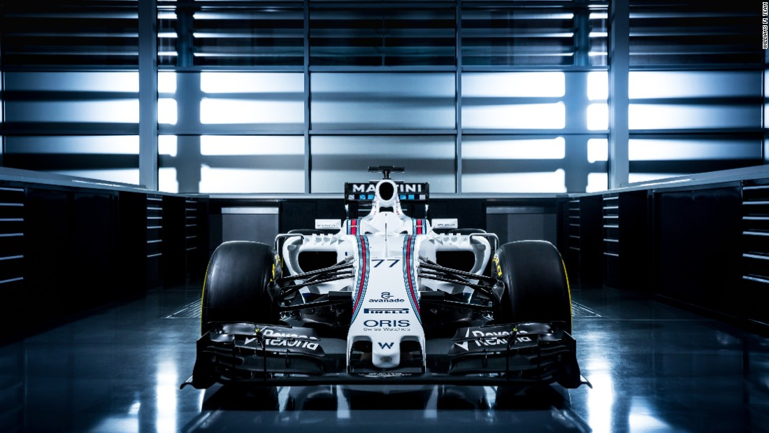"Felipe Massa and Valtteri Bottas are charged with driving the new Williams to success. ""We can't wait to get it out on track to see how it feels and how fast it is,"" says Finland's Bottas, who is still chasing his first victory in F1."