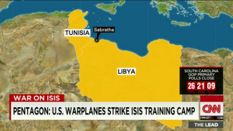 Fmr. CIA official: ISIS could be hiding across Libya