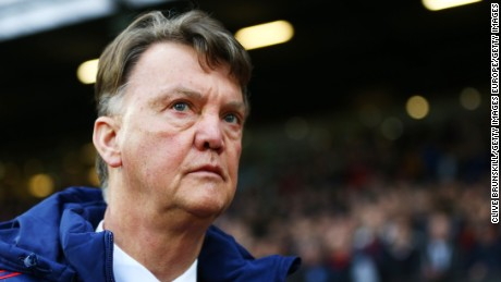 Louis van Gaal has been subjected to constant speculation about his Man Utd future.
