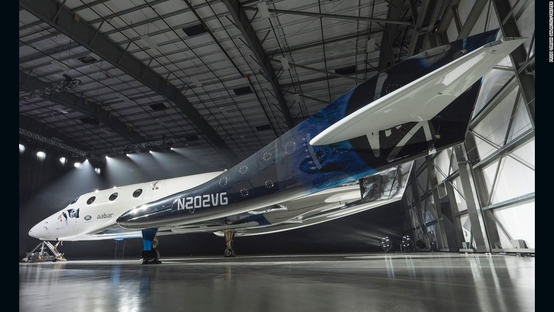 Virgin Galactic, headed by British tycoon Richard Branson, is racing to become the first major private space tourism company. In 2016, it unveiled the SpaceShipTwo, envisioned to travel 50 miles above the earth's surface. No flying dates have been set, however.