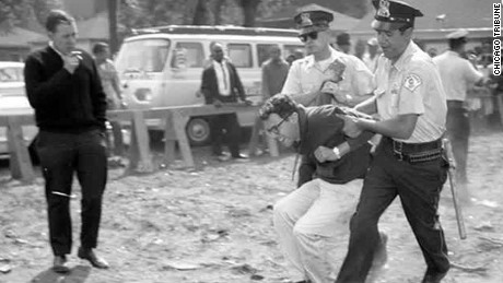 Bernie Sanders civil rights 1963 arrest photo smerconish_00001723.jpg